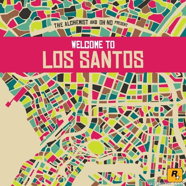 GTA V Los Santos Los Santos Pre-Order Welcome To Los Santos Album Now Available to Pre-Order lossantos
