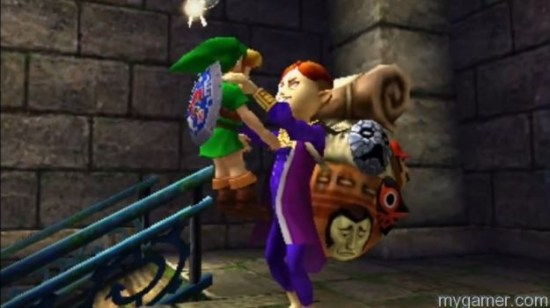 His guy is the origin of Termina's problems The Legend of Zelda Majora's Mask 3D (3DS) Review The Legend of Zelda Majora's Mask 3D (3DS) Review majoras mask