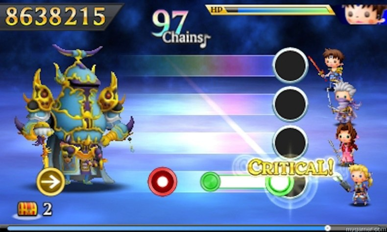 More Theatrhythm Curtain Call DLC Now Available with Two Free Tracks More Theatrhythm Curtain Call DLC Now Available with Two Free Tracks theatrhythmcurtailcallheader