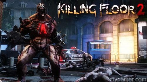 Killing Floor 2 Preview Killing Floor 2 Preview Killing Floor 2 banner