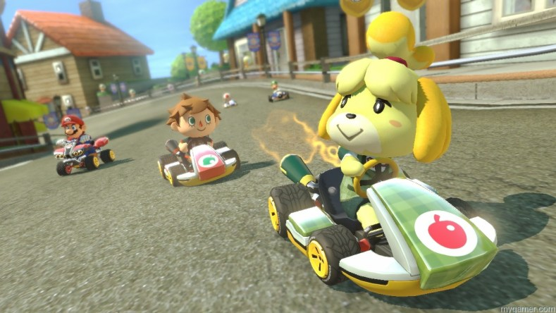 Mario Kart 8 DLC Pack 2, 200cc Patch, and Amiibo Update Now Available Mario Kart 8 DLC Pack 2, 200cc Patch, and Amiibo Update Now Available Mario Kart 8 animla crossing