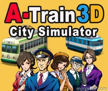 A-Train: City Simulator Now Available on 3DS eShop A-Train: City Simulator Now Available on 3DS eShop TM 3DSDS ATrain3DCitySimulator