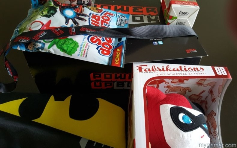 PowerUpBox - April 2015 PowerUpBox - April 2015 Review PowerUpBox April 2015 Review featured