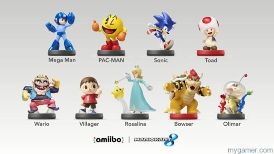 Scan in more amiibos with the free update to unlock Mii costumes