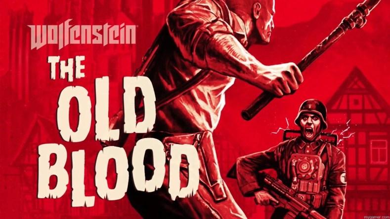 Wolfensteain Old Blood banner