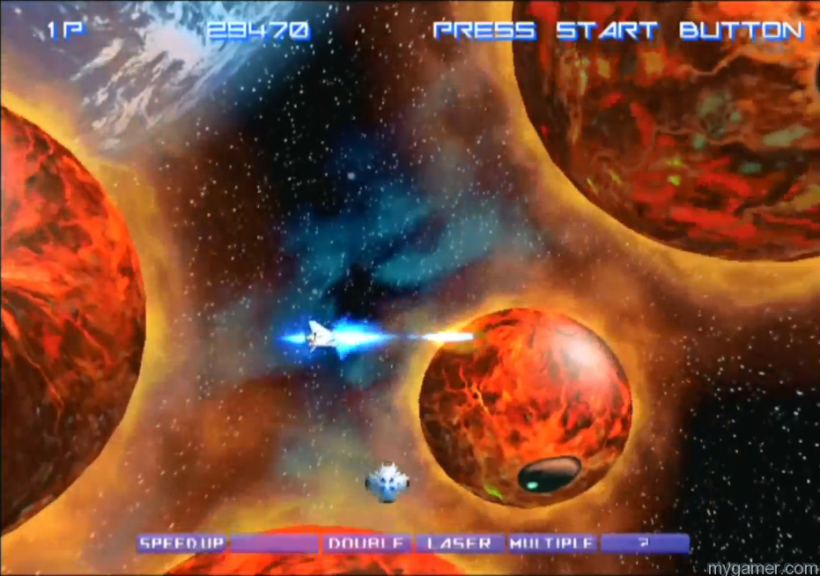 gradiusv MyGamer Awesome Cast Visual Blast! Gradius V! MyGamer Awesome Cast Visual Blast! Gradius V! gradiusv