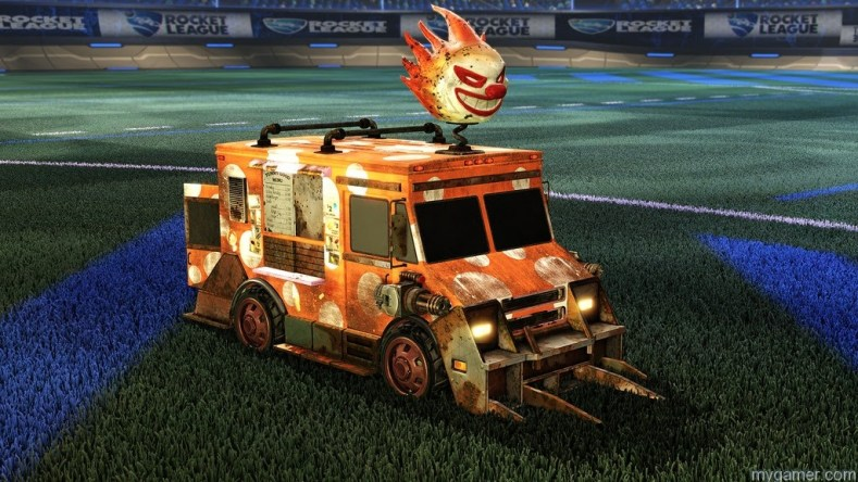 Rocket League Will have PC to PS4 Cross-Play and PS4 Will have Twisted Metal's Sweet Tooth Rocket League Will have PC to PS4 Cross-Play and PS4 Will have Twisted Metal's Sweet Tooth Sweet Tooth Rocket League