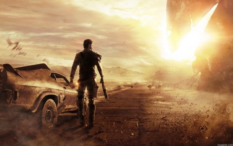 Mad Max Preview Mad Max Preview mad max promo art