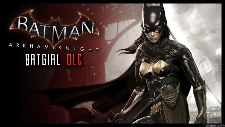 Batgirl DLC Arkham Knight