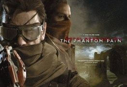 Metal Gear Solid V banner