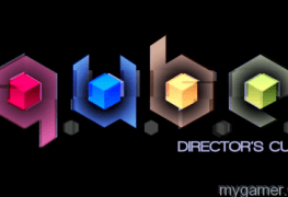 Q.U.B.E. Coming to PS3, PS4, X1 and WiiU Next Week Q.U.B.E. Coming to PS3, PS4, X1 and WiiU Next Week QUBEMenuLogo