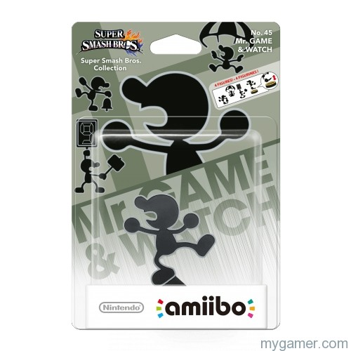 amiibo Game and watch amiibo Wave 6 Box Art Leaked amiibo Wave 6 Box Art Leaked amiibo Game and watch