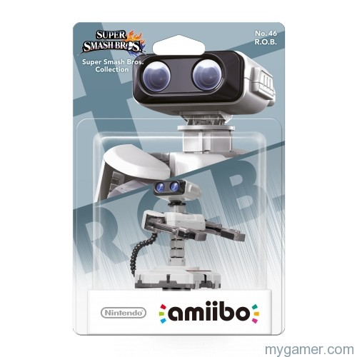 amiibo ROB amiibo Wave 6 Box Art Leaked amiibo Wave 6 Box Art Leaked amiibo ROB