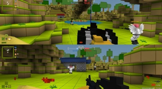 guncraft-830x459 Guncraft (Xbox 360) Review Guncraft (Xbox 360) Review guncraft 830x459
