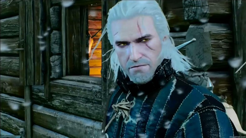 Witcher 3 MyGamer Visual Cast Awesome Blast! Witcher 3! witcher2