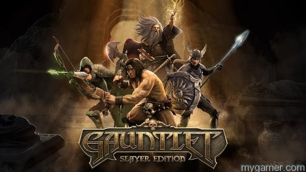 Gauntlet Slayer Edition Now Requires Food on PS4 Gauntlet Slayer Edition Now Requires Food on PS4 Gauntlet Slayer Edition