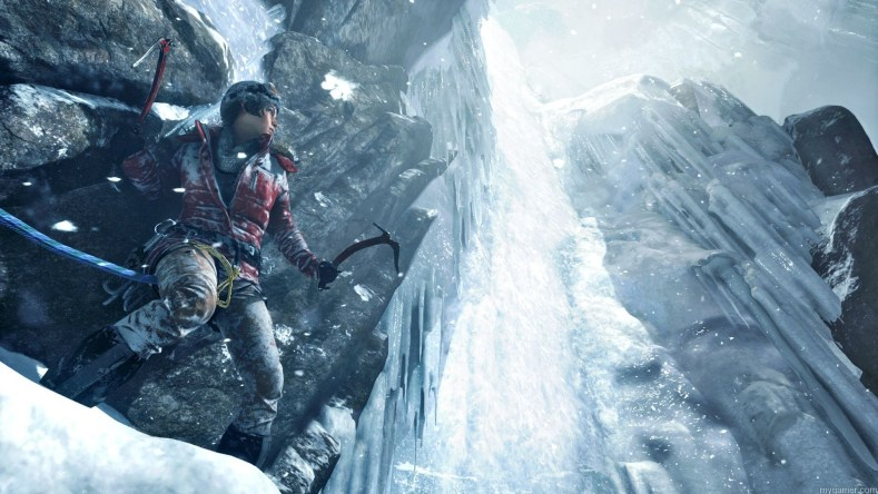 Rise of the Tomb Raider Preview