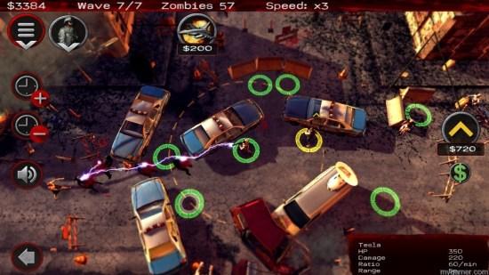 ZombieDefense_Screen1 teyon set to release zombie defense on wii u eshop Teyon Set to Release Zombie Defense on Wii U eShop ZombieDefense Screen1