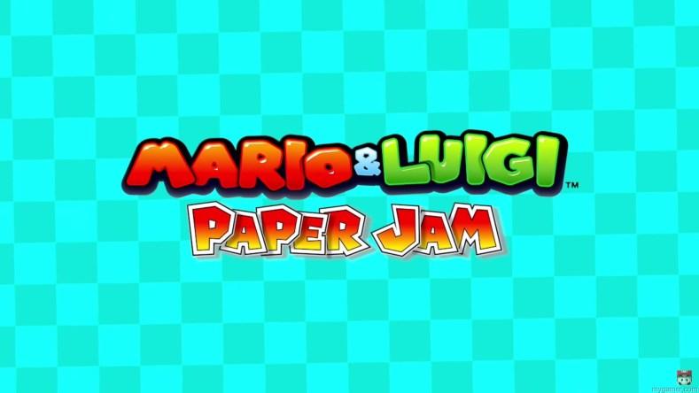 Mario & Luigi Paper Jam Preview Mario & Luigi Paper Jam Preview paperjam