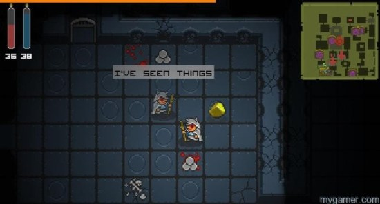 Quest of Dungeons screen1