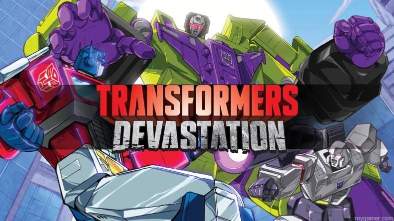 Transformers Devastation banner