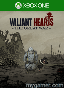 Valiant Hearts box