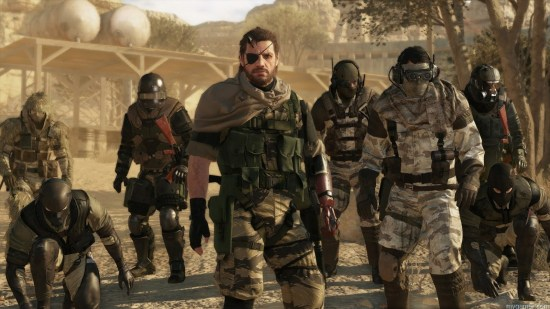 MGSV-Online Metal Gear Online Now Available Metal Gear Online Now Available MGSV Online