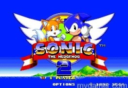 Sonic, Tails, and Chaos Emeralds Blast Their Way onto Nintendo 3DS in 3D Sonic the Hedgehog 2 Sonic, Tails, and Chaos Emeralds Blast Their Way onto Nintendo 3DS in 3D Sonic the Hedgehog 2 SOnic 2 3DS