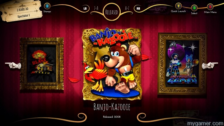 rare-replay Rare Replay Review Rare Replay Review rare replay1