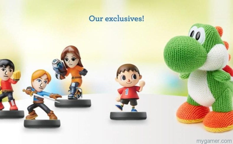 Toys R Us Getting Exclusive amiibo Toys R Us Getting Exclusive amiibo toys r us amiibo exclusives
