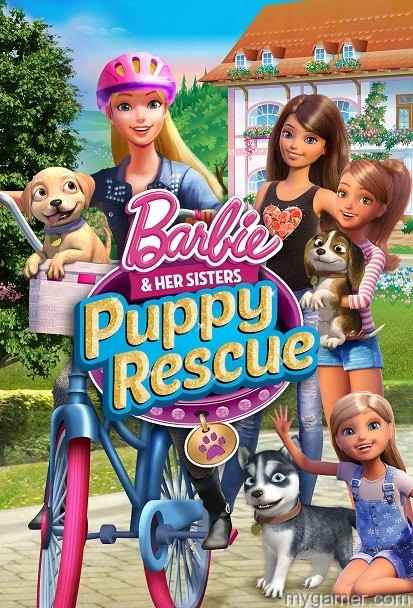 Rescue Puppies in the New Barbie Game Rescue Puppies in the New Barbie Game BB Puppy Rescue Cover Final
