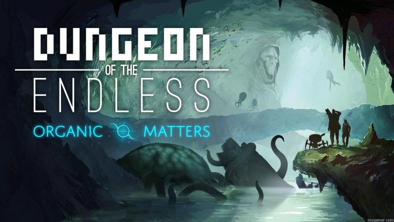 Dungeon of the Endless Organic Matters Keyart