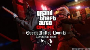 GTA Online Every Bullet Counts New Adversary Mode 'Every Bullet Counts' Now Available to Play in GTA Online New Adversary Mode 'Every Bullet Counts' Now Available to Play in GTA Online GTA Online Every Bullet Counts 300x169