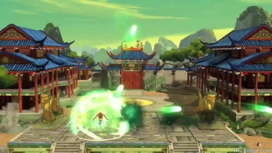 Like the Smash Ball, there each character has a super move and a taunt Kung Fu Panda: Showdown of Legendary Legends Review (Xbox 360) Kung Fu Panda: Showdown of Legendary Legends Review (Xbox 360) Kung Fu Panda super move