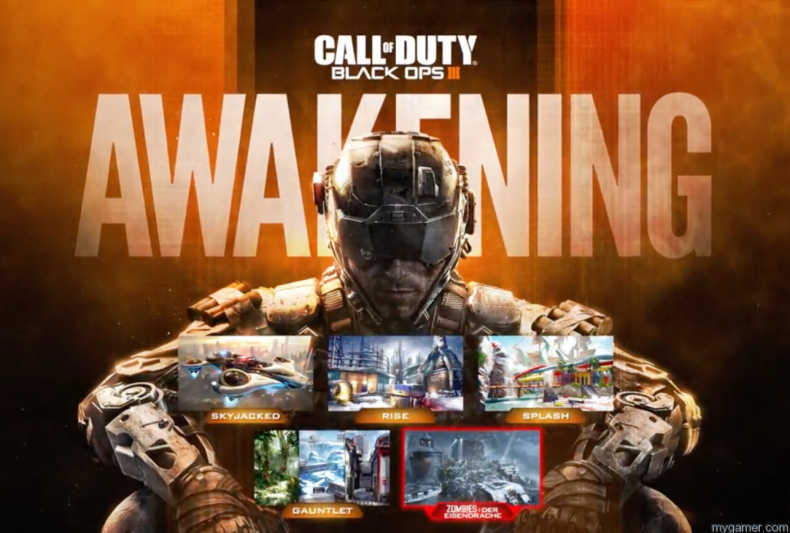Call of Duty: Black Ops III - Awakening official call of duty: black ops iii - awakening trailer: the replacer returns Official Call of Duty: Black Ops III – Awakening Trailer: The Replacer Returns Awakening