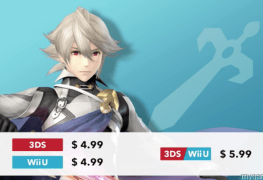 Corrin Smash DLC Price