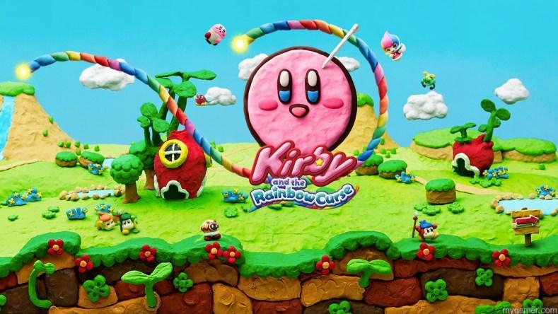 Kirby and the Rainbow Curse Review Wii U Kirby and the Rainbow Curse Review (Wii U) Kirby and the Rainbow Curse