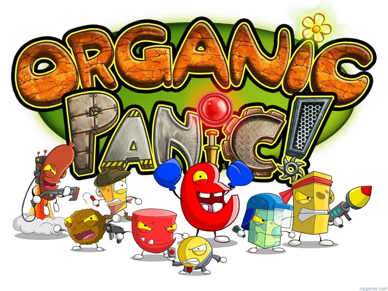 OrganicPanic Logo BadGuys
