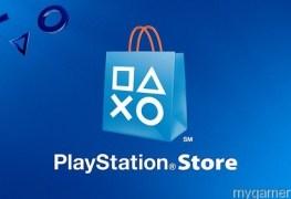Playstation PSN Store logo