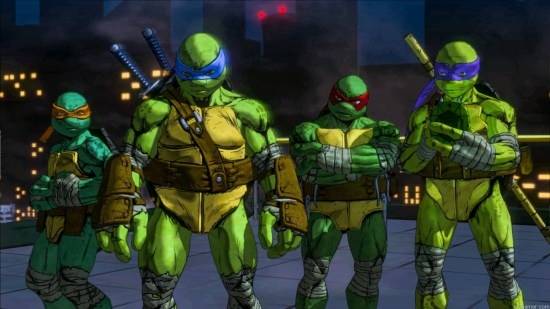 TMNT_MiM_Screen9 Platinum and Activision Will Release TMNT: Mutants in Manhattan this Summer Platinum and Activision Will Release TMNT: Mutants in Manhattan this Summer TMNT MiM Screen9