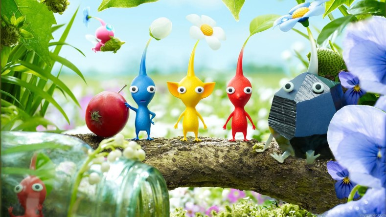 nintendo cuts prices on software with latest round of nintendo selects Nintendo Cuts Prices on Software With Latest Round of Nintendo Selects pikmin 3 wallpaper 1
