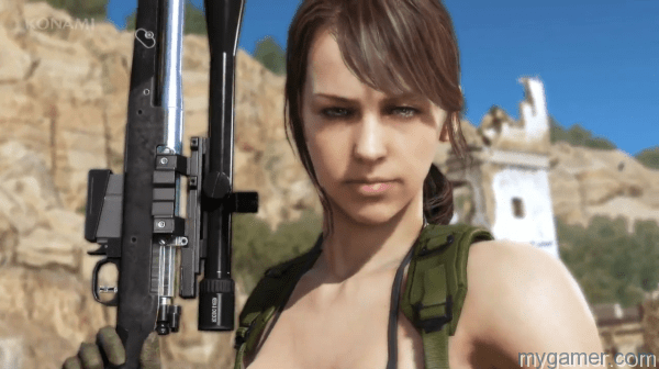 Metal Gear Online Gets Cloaked In Silence DLC Metal Gear Online Gets Cloaked In Silence DLC MGS5 Quiet 600x336