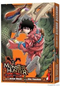 Monster Hunter Flash Hunter Manga1