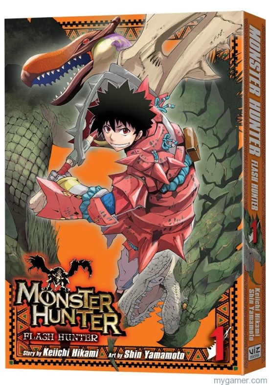 Monster Hunter Flash Hunter Manga1