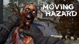 Moving Hazard banner