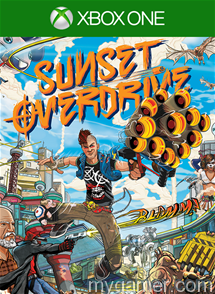 Sunset Overdrive Xbox Live Games With Gold For April 2016 Xbox Live Games With Gold For April 2016 Announced Sunset Overdrive