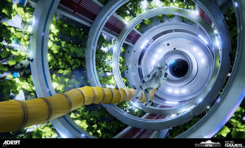 ADR1FT Now Available for Steam and Rift VR ADR1FT Now Available for Steam and Rift VR adrift 5