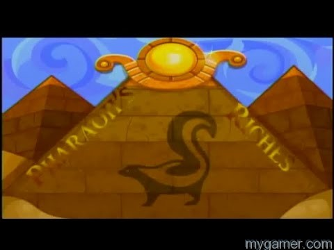 Pharaoh's Riches Wii U eShop Review Pharaoh's Riches Wii U eShop Review Pharaohs Riches banner