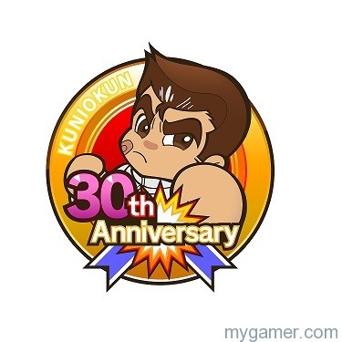 Holy Crap! Natsume Announced A New River City Beat'em Up on 3DS! Holy Crap! Natsume Announced A New River City Beat'em Up on 3DS! RiverCity30th Anniversary Logo