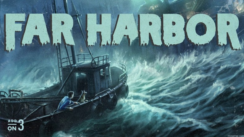 Watch The Trailer for Fallout 4's Far Harbor DLC Watch The Trailer for Fallout 4's Far Harbor DLC Far Harbor Fallout 4 DLC